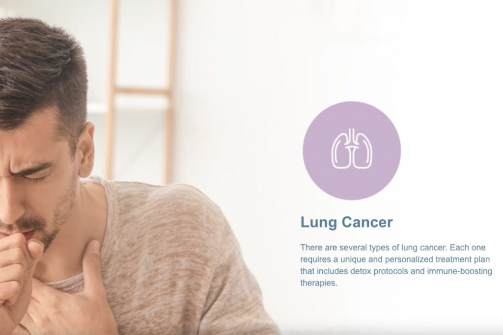Lung cancer classifications