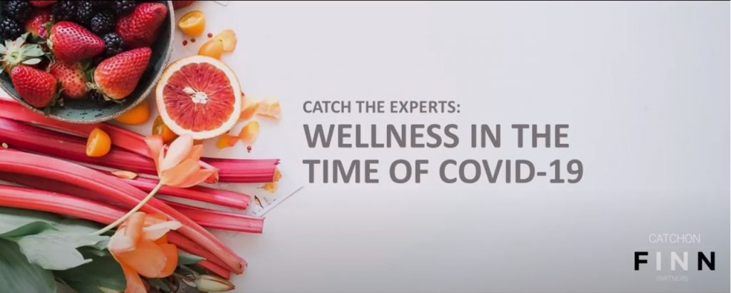 Wellness in The Time of COVID-19